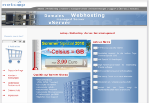 netcup virtuelle server