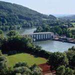 Wasserkraft werk Naturenergie