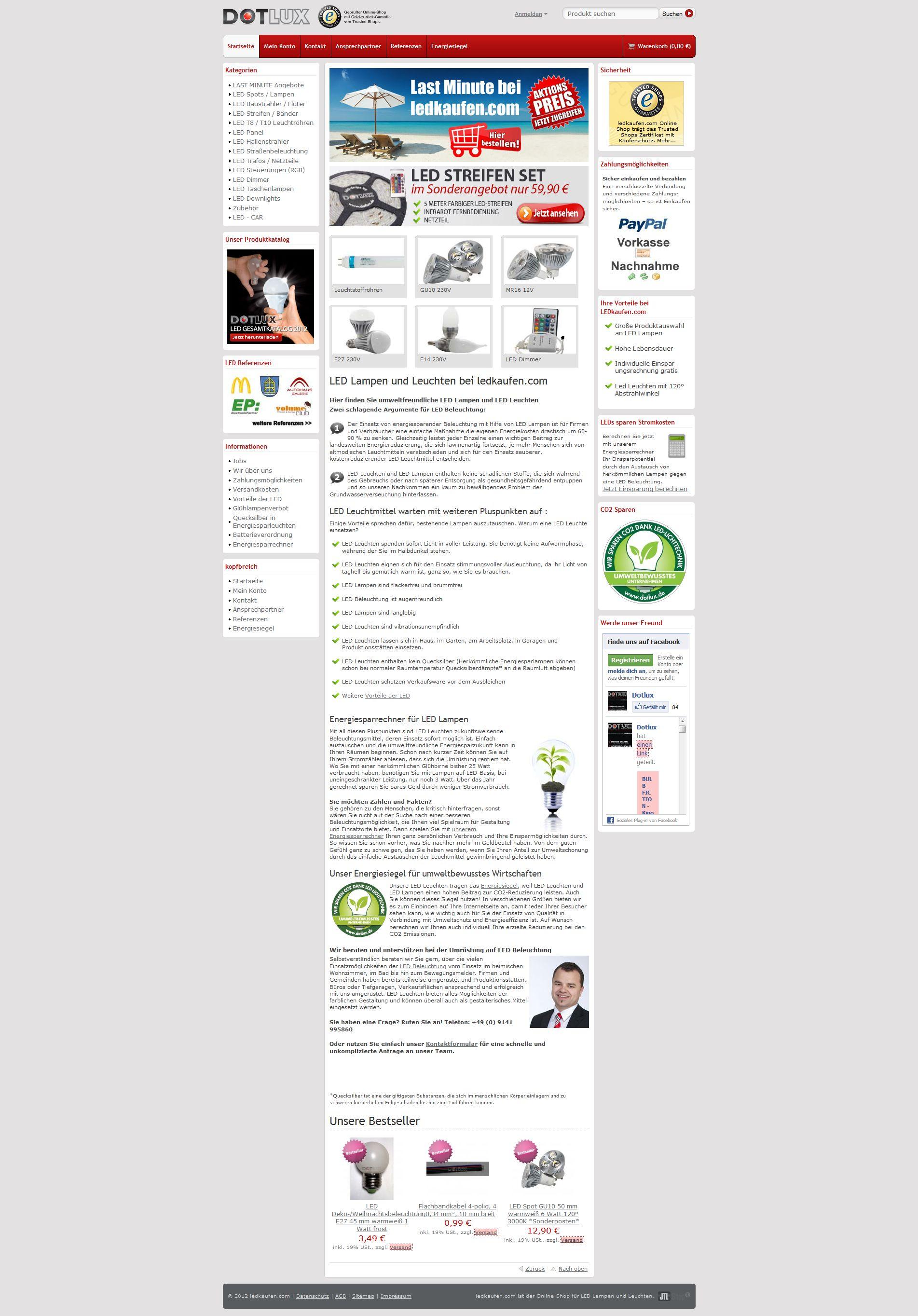 Ledkaufen.com Jtl Shop
