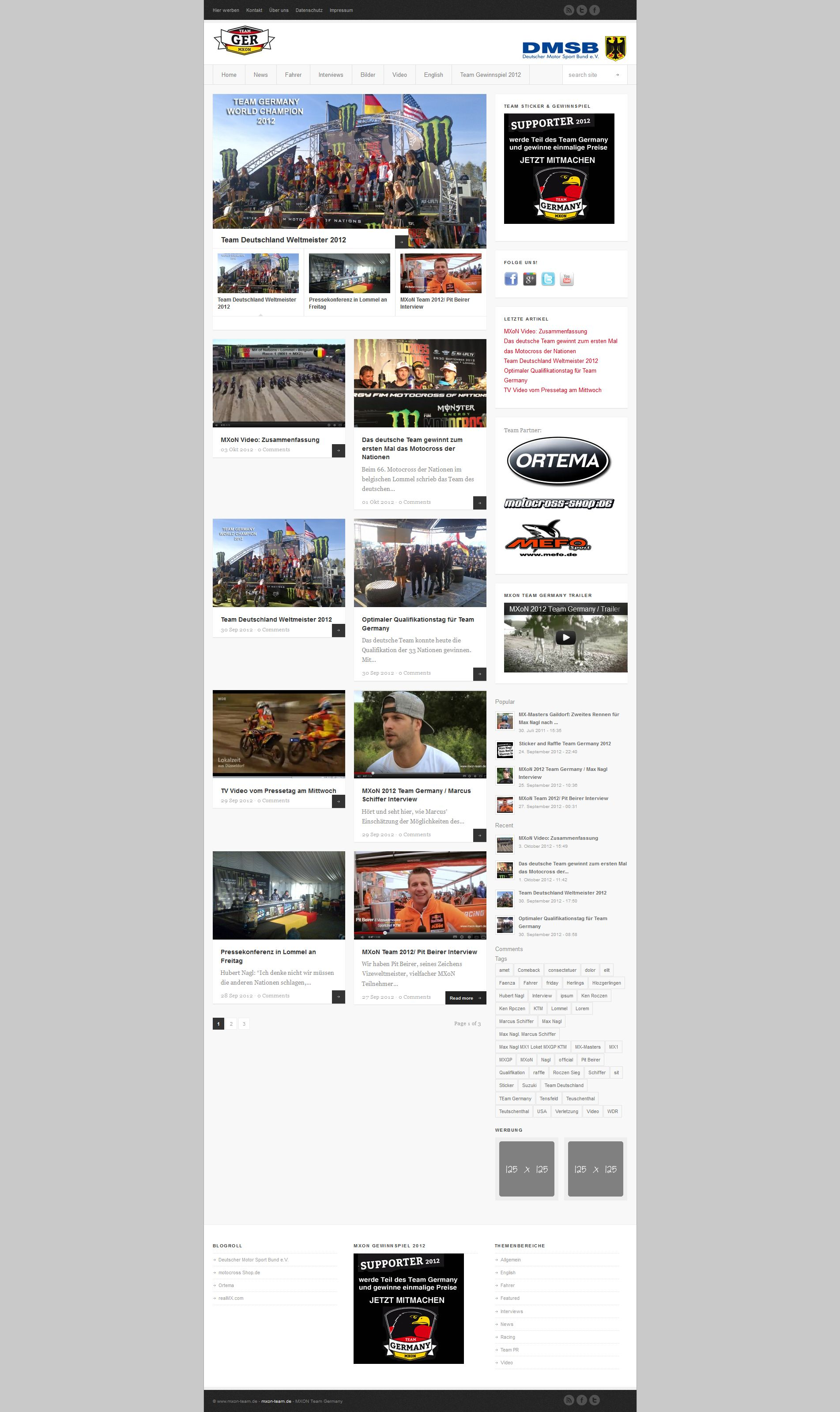 Motocross Magazin